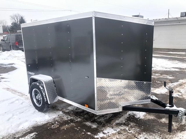 5 X 8 Single Axle Enclosed Trailer in Ashburn, VA