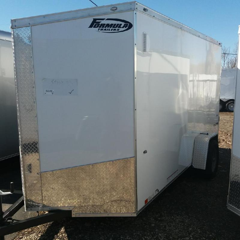 6 X 12 Single Axle Enclosed Trailer in Ashburn, VA