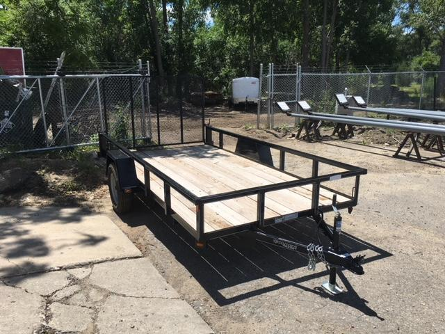6 X 12 Open Utility Trailer in Ashburn, VA
