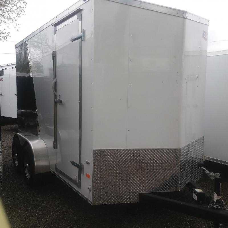 6 X 12 Tandem Axle Enclosed Trailer in Ashburn, VA
