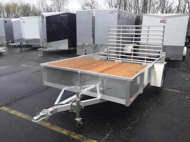 5 X 10 Single Axle Open Utility Trailer in Ashburn, VA