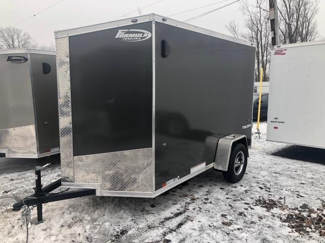 6 X 10 Single Axle Enclosed Trailer in Ashburn, VA