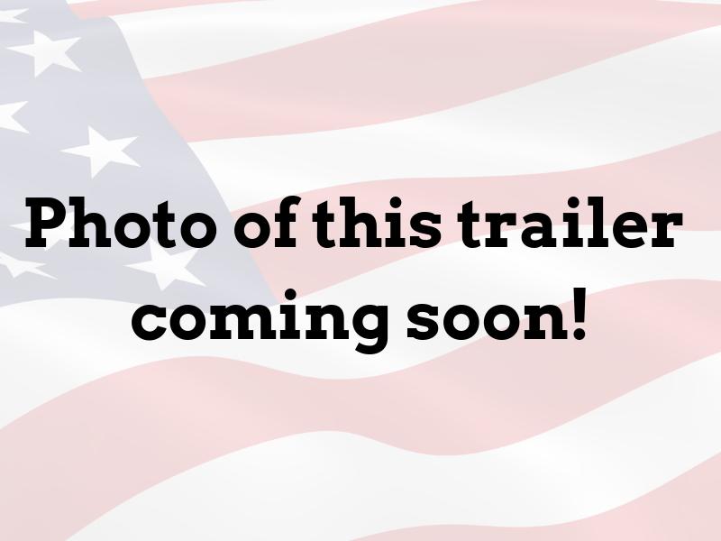 7 X 12 Single Axle Enclosed Trailer