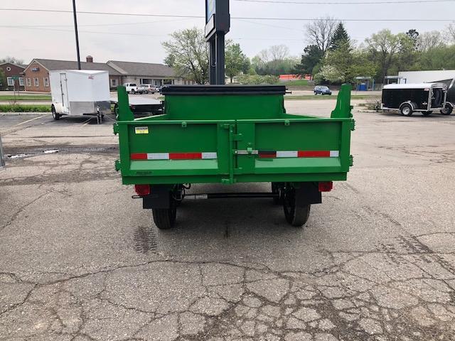 6 X 10 Dump Trailer (Deck Over)