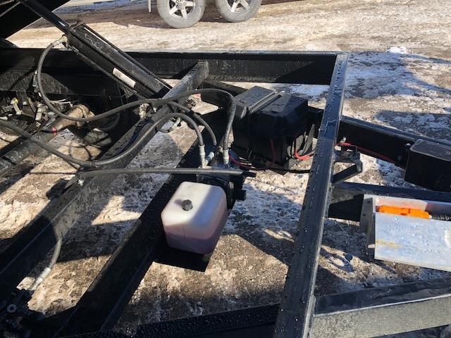 """8'6"""" X 16 Open Deck Over/ Car Hauler / Flatbed Trailer/ Tilt Trailer"""