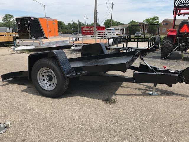 6 X 10 Tilt Equipment Trailer in Ashburn, VA