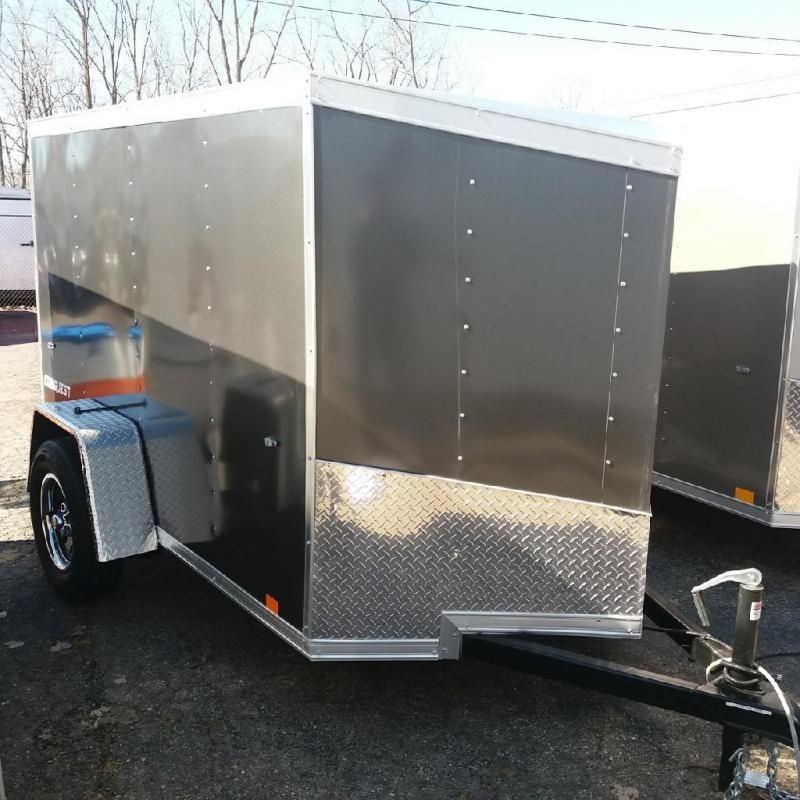 5 X 8 Single Axle Enclosed Trailer in Ashburn, VA