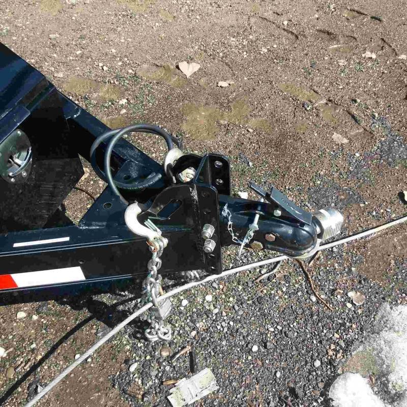 Tilt Low Pro 83 X 20 - 14K Equipment Trailer