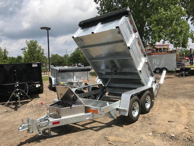 6 X 10 10K Galvanized Dump Trailer in Ashburn, VA