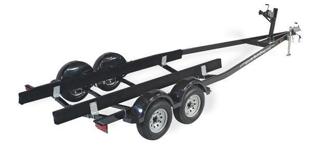 Boat Bunk Trailer - Tandem Axle