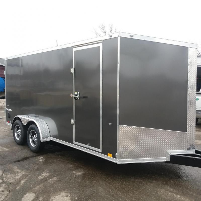 7 X 16 Tandem Axle Enclosed Trailer in Ashburn, VA