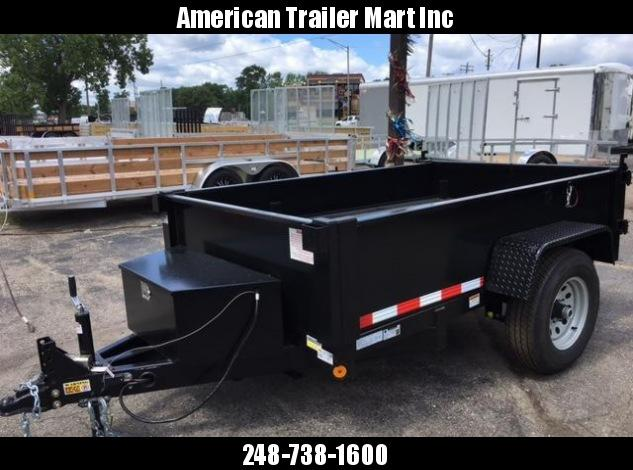5 X 8 Dump Trailer in Ashburn, VA