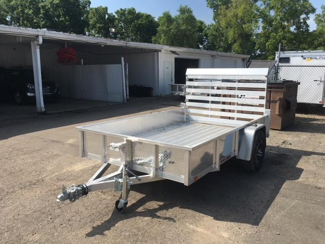 6 X 10 Single Axle Open Utility Trailer in Ashburn, VA