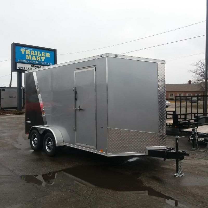 7 X 14 Enclosed Trailer  in Ashburn, VA