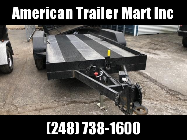6 X 15 Tilt Equipment Trailer