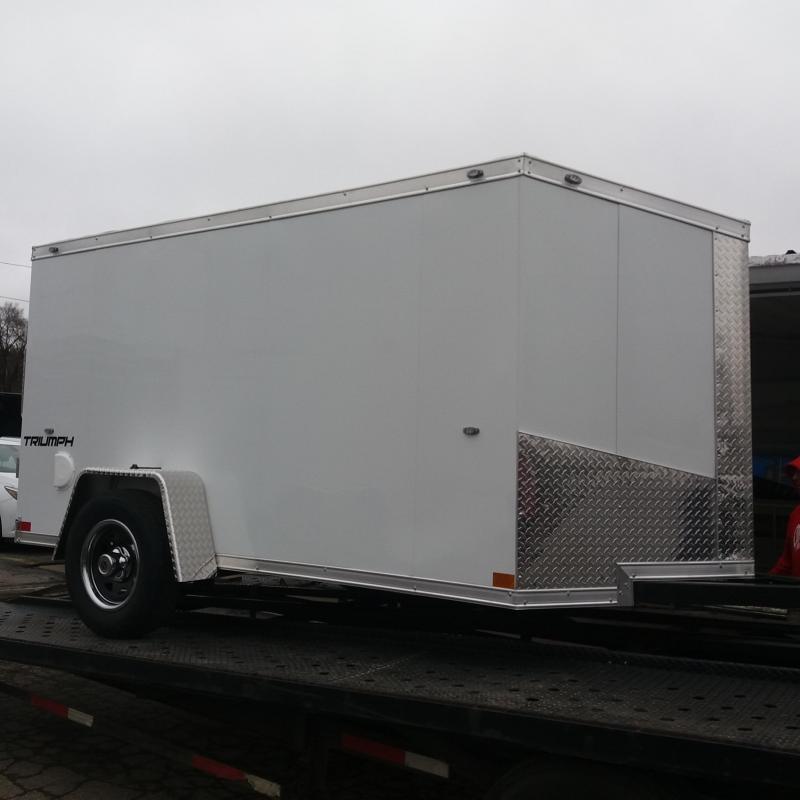 5 X 10 Enclosed Trailer in Ashburn, VA