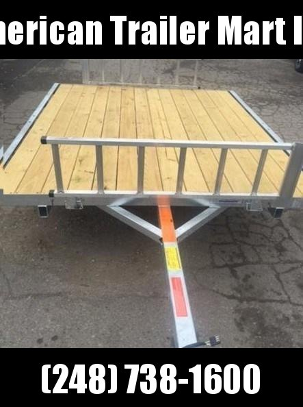 2 Place Open ATV Trailer
