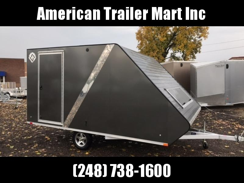8.5 X 13 Snowmobile Trailer