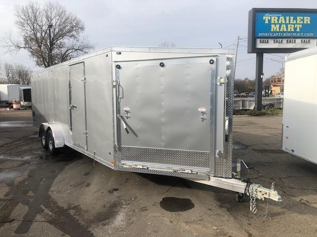7 X 27 Snowmobile Trailer