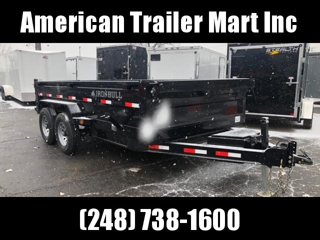 83 X 14 Dump Trailer