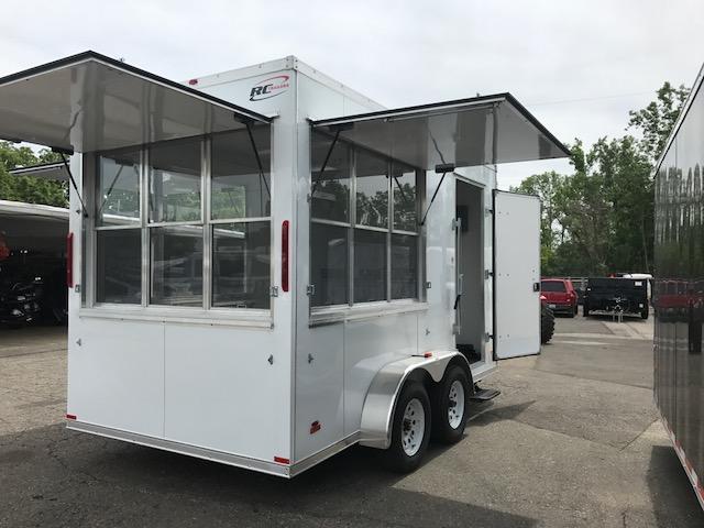7X14 Tandem Axle Vending / Concession Trailer in Ashburn, VA