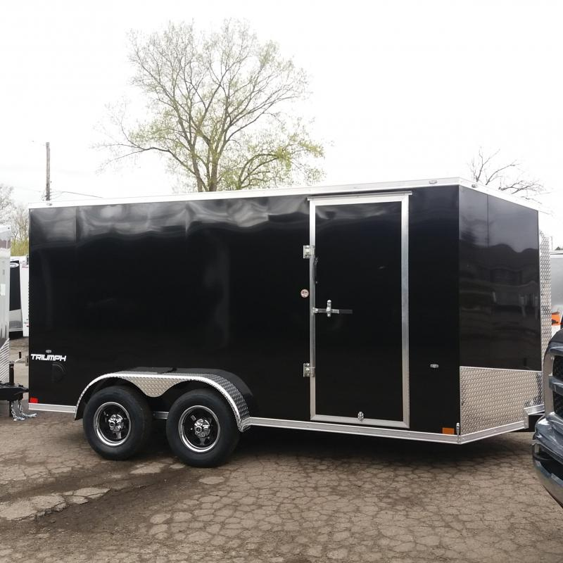 6.5 X 14 Enclosed Trailer