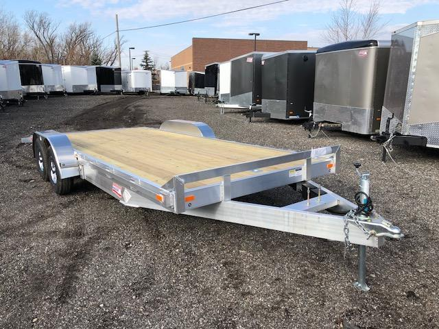 "82"" X 20 Flatbed /Tilt/ Open Car Hauler"