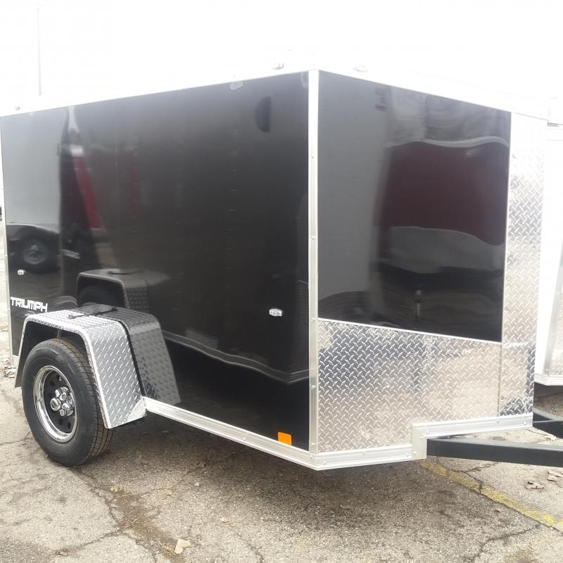 5 X 8 Enclosed Trailer in Ashburn, VA