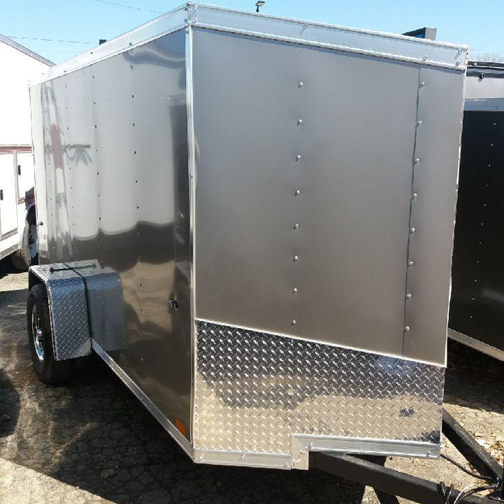 5 X 10 Enclosed Trailer in Ashburn, VA