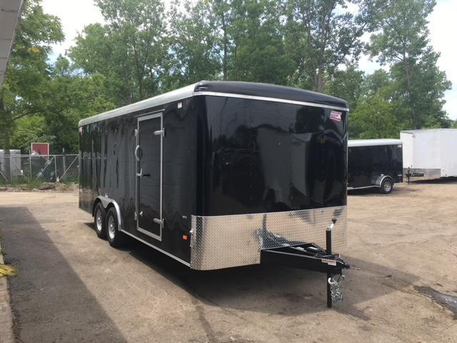 8.5 X 20 Enclosed Car Hauler Trailer
