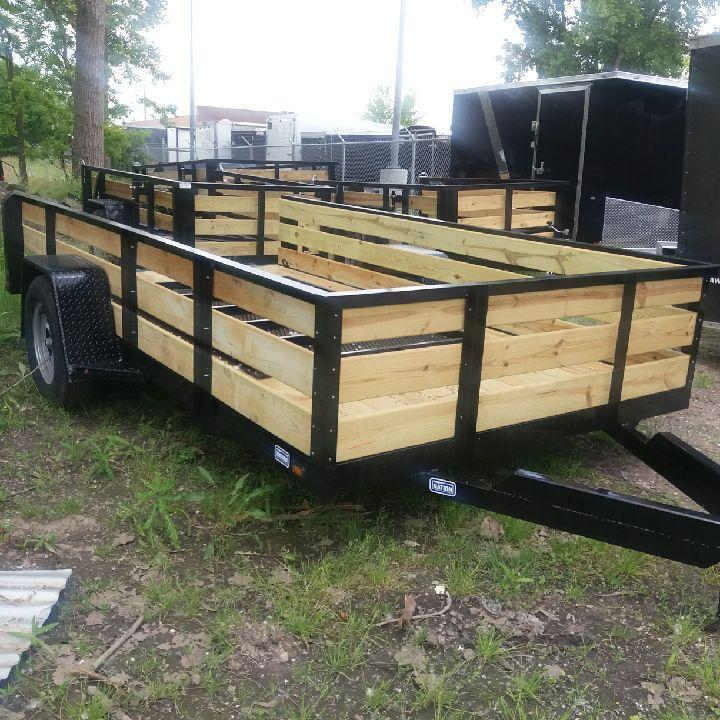 2019 Other 6.4 X 12 Utility Trailer