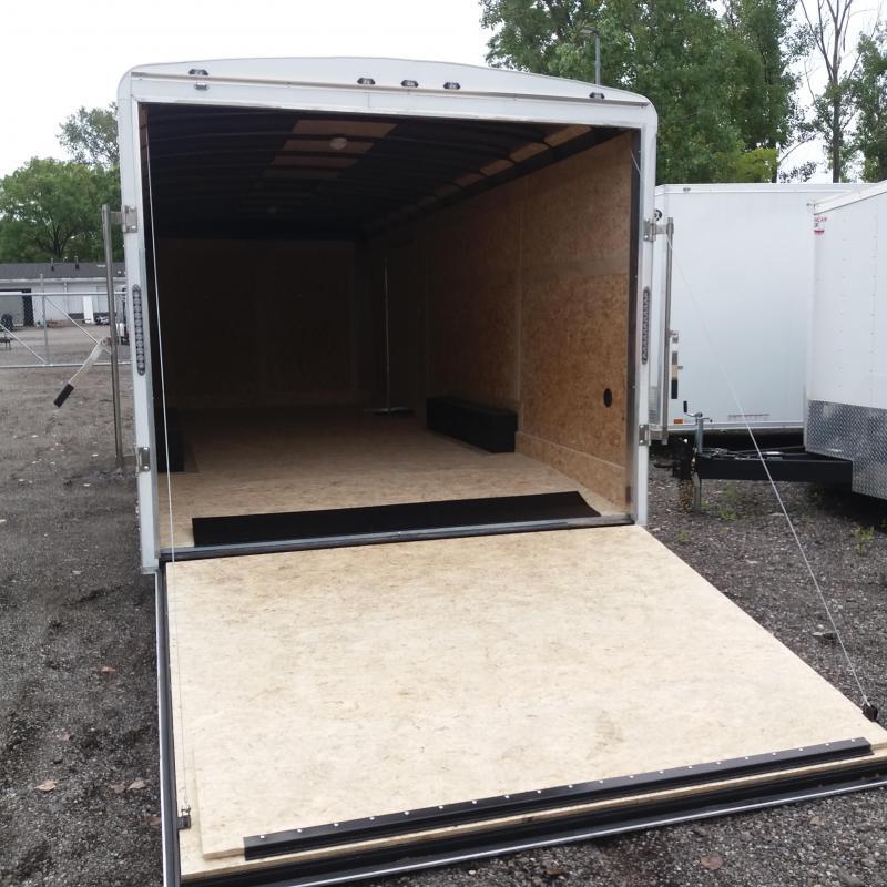 8.5 X 22 Enclosed Cargo Trailer 10K