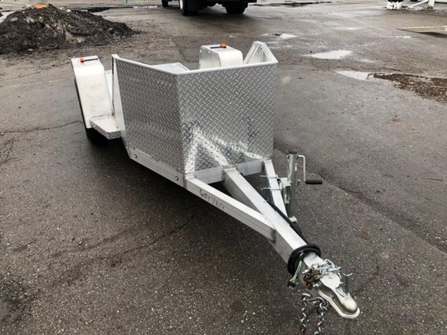 1 Place Open Aluminum Motorcycle Trailer in Ashburn, VA