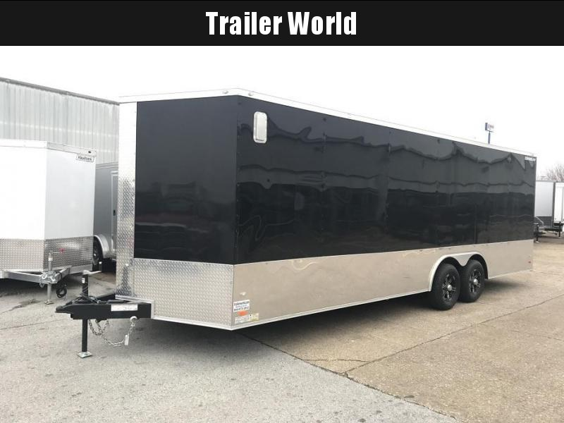 2019 CW 24' Enclosed Car Trailer 7' Tall