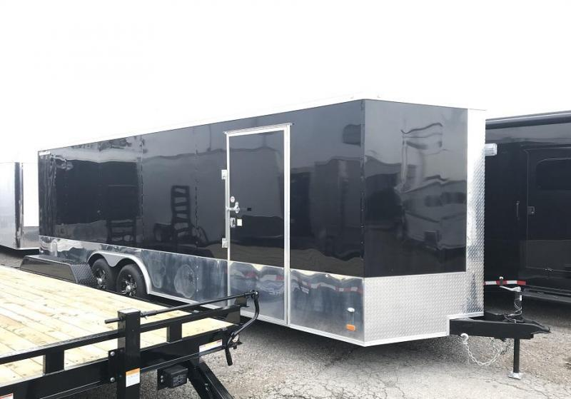 2019 CW 24' Enclosed Car Trailer 7' Tall