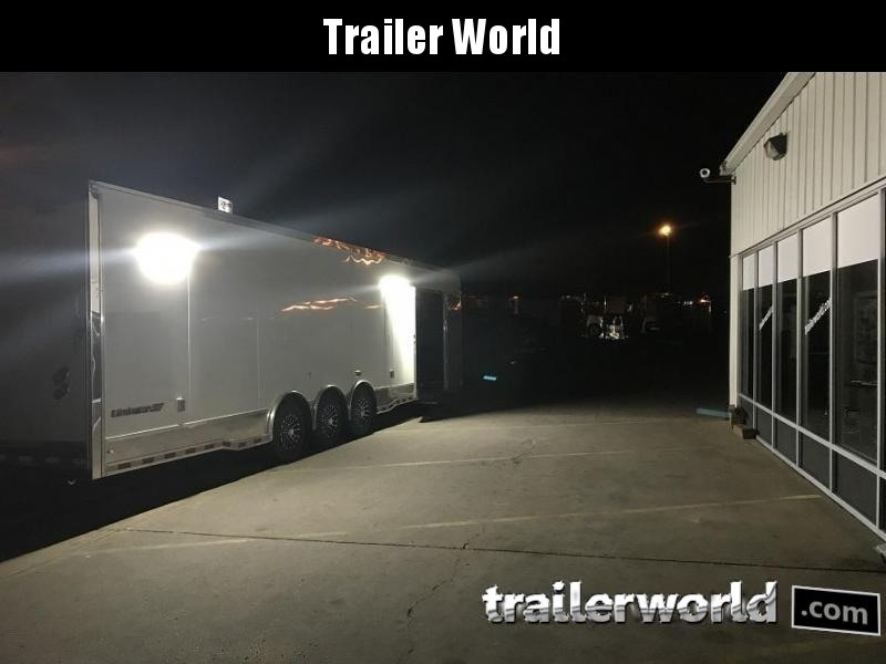 2019 Cargo Mate Eliminator 34' Race Trailer in Ashburn, VA
