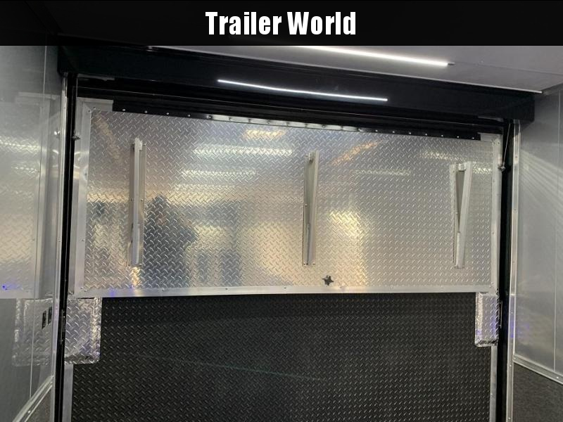 2019 Cargo Mate Eliminator 34' Race Trailer