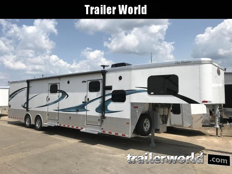 2019 Sundowner 2186GM 41' Pro Series Toy Hauler Trailer