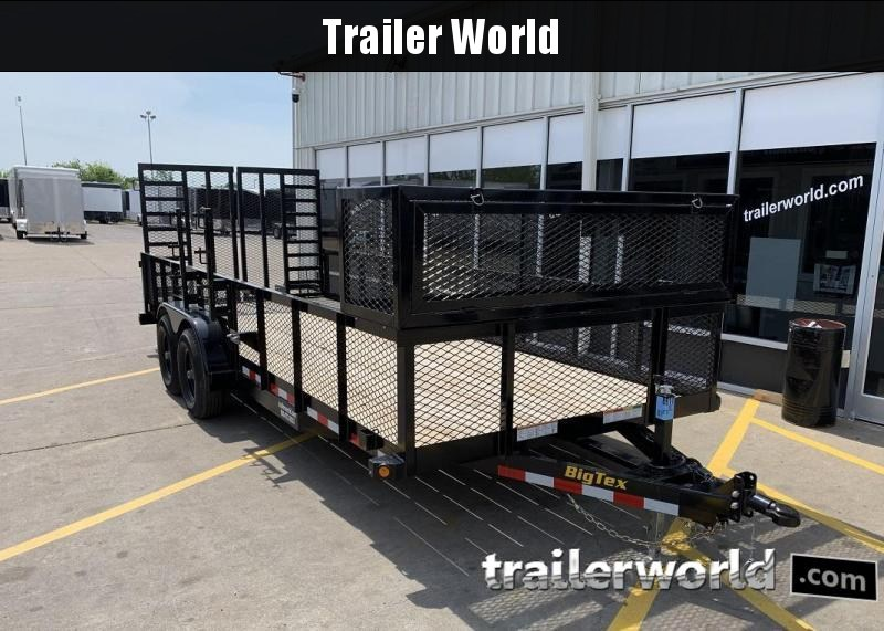 2019 Big Tex 10LR-20' Landscape Trailer 10k GVWR