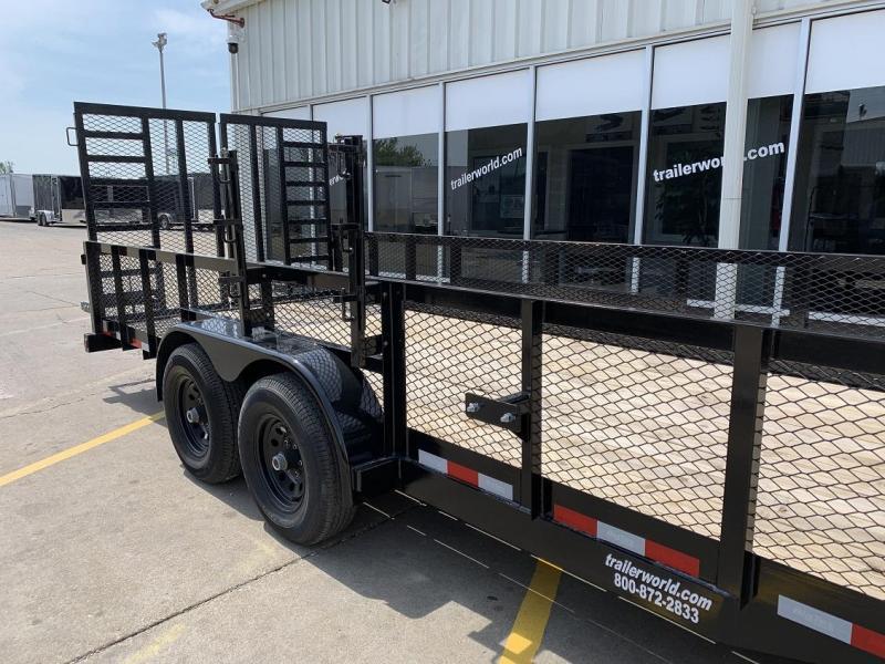 2019 Big Tex 10LR-20' Landscape Trailer 10k GVWR