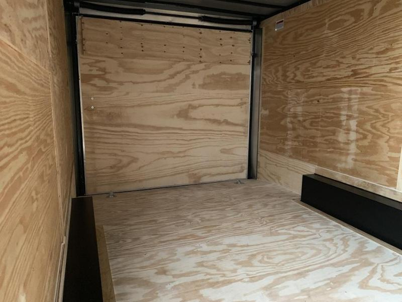 2019 CW 8.5' x 18' x 7' Vnose Enclosed Cargo Trailer 10k GVWR