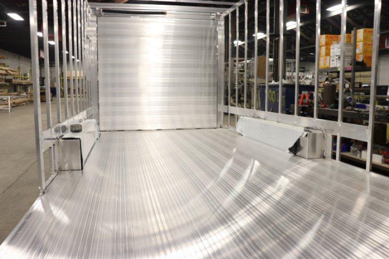 2019 inTech  20' Lite Aluminum Enclosed Car / Race Trailer