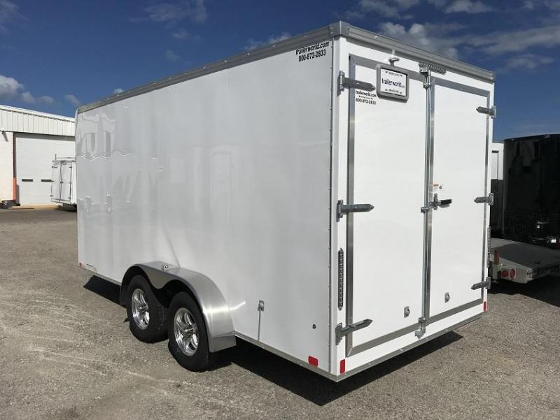 2019 United UXT 7' x 16' x 6.5' Enclosed Commercial Grade Cargo Trailer