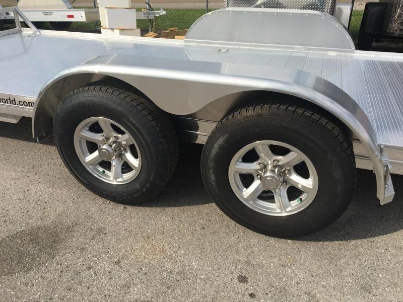 2019 Sundowner 4000AP - 18' Aluminum Open Car Hauler Trailer