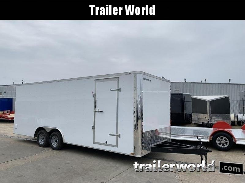 2019 Lark 8.5' x 22' x 7' Enclosed Car Trailer  in Ashburn, VA
