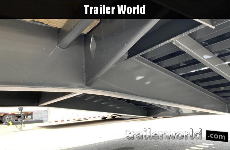 2019 Diamond C FMAX212 35' + 5' Gooseneck Trailer 25900GVWR Disc Brakes
