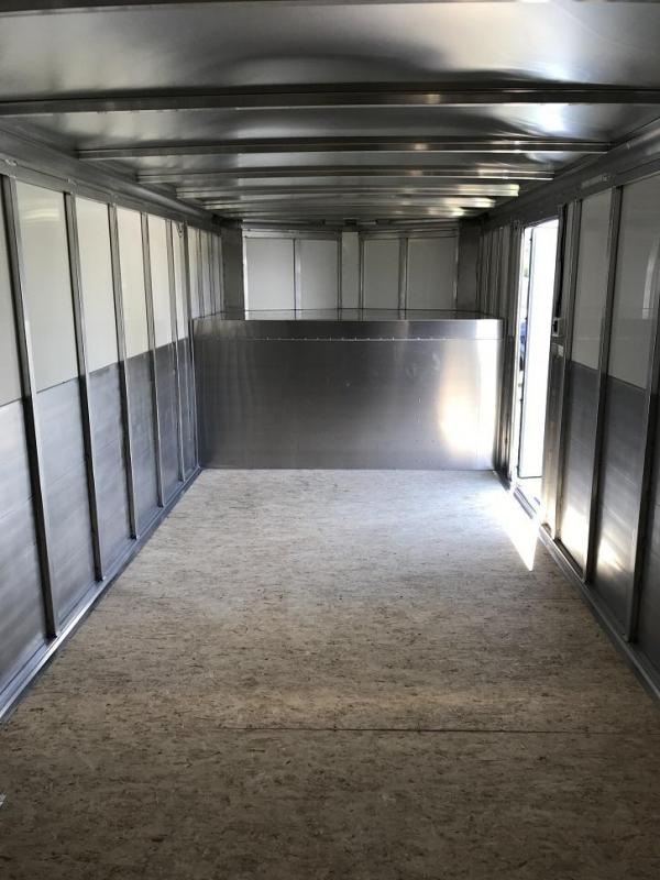 2018 Sundowner 32' Aluminum Gooseneck Commercial Duty Cargo Trailer