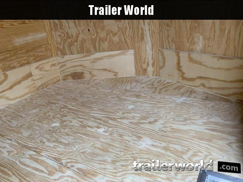 2019 CW 8.5' x 18' x 7' Vnose Enclosed Cargo Trailer 10k GVWR