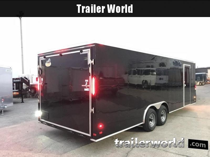 2019 CW 24' Enclosed Car Trailer 10k GVWR