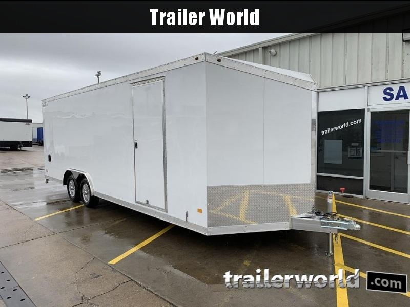 2019 Haulmark HAUV8.5x24WT3 8.5' x 24' x 7' Aluminum Enclosed Car Trailer in Ashburn, VA